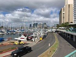 Short stay in Oahu