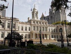 City Hall Park Visitor Information Center