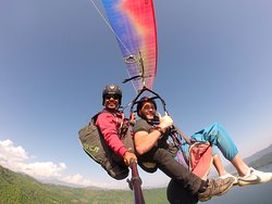 Flying Buddha Paragliding