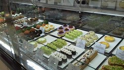 Confectionary Shop Martsipan