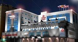 فندق بيسان الدولي