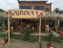 Kahuna's Pizza, Bar & Grill