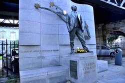 James Connolly Memorial Statue