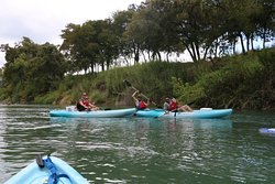 Lone Star Kayak Tour and and PaddleBoard Tours