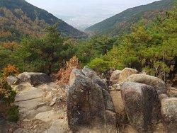 Hwawangsan Mountain