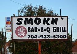 Smokn' Bar-B-Q Grill
