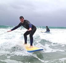 Walking on Water & Ulladulla Surf School