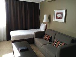 Gran hotel perfecta situacion
