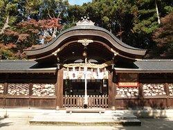 Sagimori Jinja Shrine