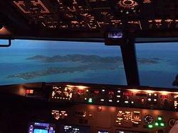 Flight Experience Boston