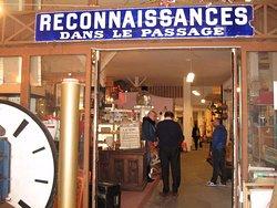 Les Brocanteurs du Passage Saint Michel
