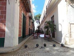 Lamparilla Street