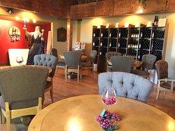 Talon Winery Tasting Room