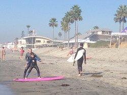 Fulcrum Surf School