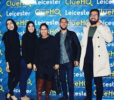 Clue HQ Leicester