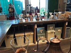 AIYa Cafe Coffee Road