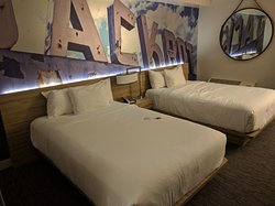 One of the best hotels to stay and got a good deal from Wyndham resorts