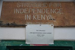 Kenya struggle for independence
