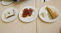dessert kinds
