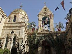 The Monastery of Saint Gerassimos