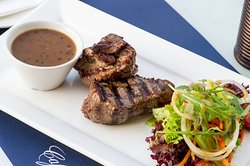 Beef Fillet with Pepper Sauce
