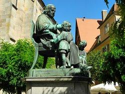 Denkmal Christoph von Schmid