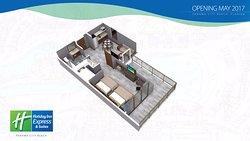 Holiday Inn Express & Suites Panama City Beach-Beachfront