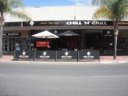 Chill n Grill