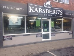 Karsberg's Fish & Chips ltd