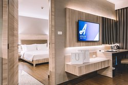 One Bedroom Premier (54 Sq. m.)