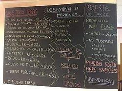 Cafe Bar Casa Grande