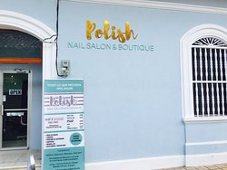 Polish Nail Salon & Boutique