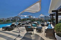 Blu Pool Bar