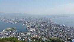 A pontinha de Hokkaido tão linda =)
