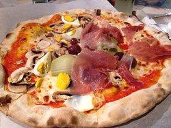 Pizza Cappricciosa 😍