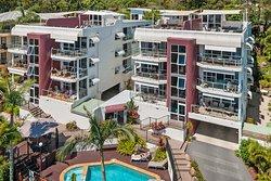 Bali Hai Apartments Noosa