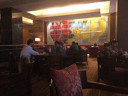 Lobby Lounge at Grand Hyatt