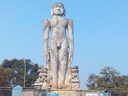 Shri Bhagwan Bahubali Digambar Jain Statue