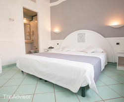 The Standard Double Room at the Clubviaggi Resort Santo Stefano