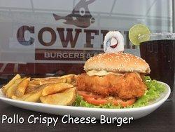 Cowfish Burgers & Sushi