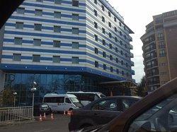 Hotel Aqua Bourgas