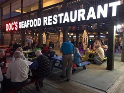 ‪Doc's Seafood & Steak Restaurant‬