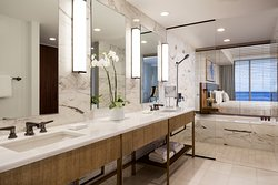 Premier Two Bedroom Suite - Bathroom