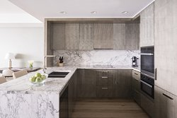 You have your own full kitchen in a Premier Suite at The Ritz-Carlton Residences, Waikiki Beach.