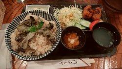 Kakigoya Tobiume Sendai Eki-Mae