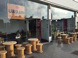 Urban Cafe - Bar - Kitchen