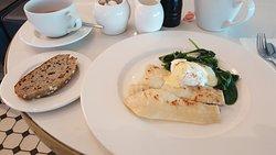 Great breakfast