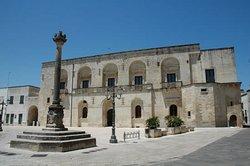 Piazza del Popolo di Muro Leccese