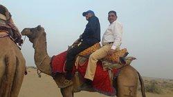 KK. Camel ride was really good