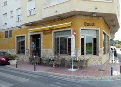 Cafeteria Gaudi